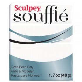 Sculpey Souffle Polimer Kil BEYAZ (igloo)