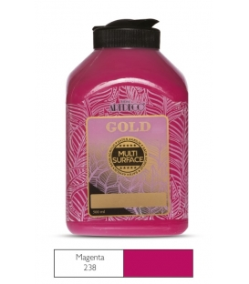 Artdeco Multi Surface Akrilik Boya 500ml Magenta 238
