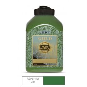 Artdeco Multi Surface Akrilik Boya 500ml Yaprak Yeşili 287