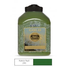 Artdeco Multi Surface Akrilik Boya 500ml Kaktüs Yeşili 290
