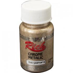 Rich Chrome Metalic 1543 Şampanya