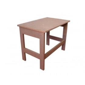 Çocuk Masası Ahşap Obje (Demonte)