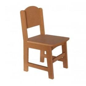 Çocuk Sandalyesi Ahşap Obje (Demonte)