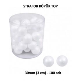 Strafor Köpük 3cm TOP - 100'lü KUTU