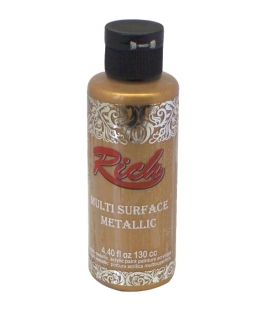 Rich Multi Surface Metalik Boya 130cc - 6524 BRONZ