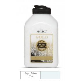 Artdeco Multi Surface Akrilik Boya 500ml Beyaz Sabun 336