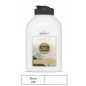 Artdeco Multi Surface Akrilik Boya 500ml Beyaz 340