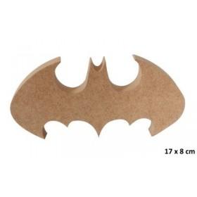 18mm Batman Yarasa Ahşap Obje