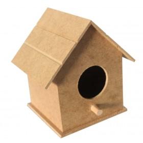 Minik Kuş Evi Küçük 12x12cm