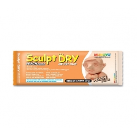 Mungyo Sculpt Dry Seramik Hamuru Ten Rengi 250gr