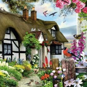 Maki Peçete Düş Bahçesi 71- 018001 Özel Desen 33x33
