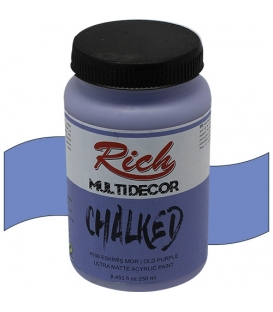 Rich Multi Decor Chalked Akrilik 250cc 4536 ESKİMİŞ MOR