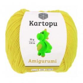 Kartopu Amigurumi El Örgü İpi 50gr SARI