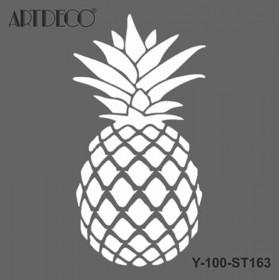 Artdeco Stencil 30x30cm -ST163