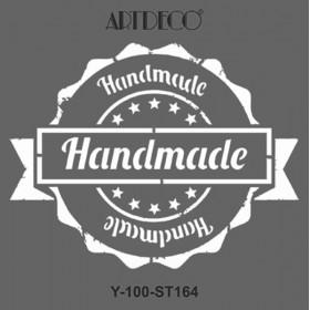 Artdeco Stencil 30x30cm -ST164