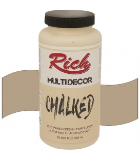Rich Multi Decor Chalked Akrilik 4510 PARİS KETENİ- 500cc