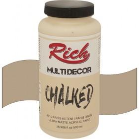 Rich Multi Decor Chalked Akrilik 4510 PARİS KETENİ- 500cc