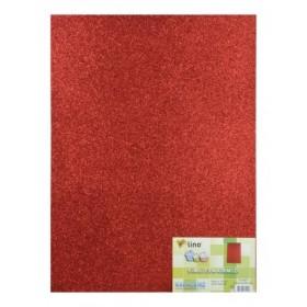 Lino Eva 50x70cm Kırmızı 2mm SİMLİ