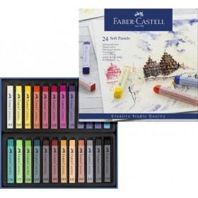 Faber Castell Creative Studio Toz Pastel Boya 24 Renk