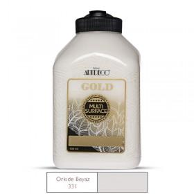 Artdeco Multi Surface Akrilik Boya 500ml Orkide Beyazı 331