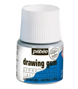 Pebeo Drawing Gum Maskeleme Sıvısı 45 ml.
