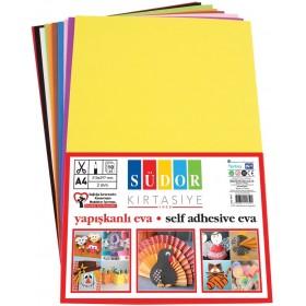 Südor Eva 20x30 cm 10 Renk Yapışkanlı