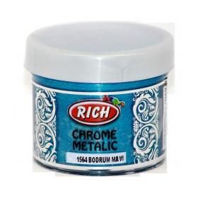 Rich Chrome Metalic 1564 Bodrum Mavi
