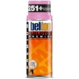 Molotow Belton Sprey Boya N:057 - Tilt Bubble Pink 400 ml