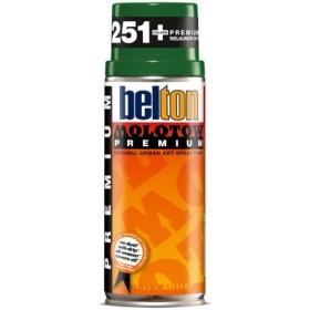 Molotow Belton Sprey Boya N:161 Leaf Green 400ml
