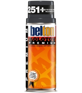Molotow Belton Sprey Boya N:223 Anthracite Grey 400ml