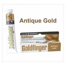 Daler Rowney GoldFinger Parmak Yaldız ANTIQUE GOLD
