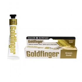 Daler Rowney GoldFinger Parmak Yaldız GREEN GOLD