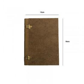 Kitap Kutu Ahşap Obje Küçük 19x13x4cm