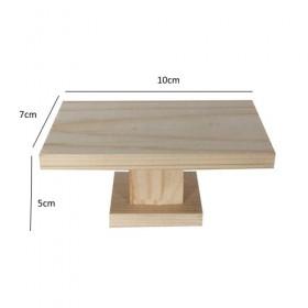 Masa Minyatür Ağaç Obje 10x7x5cm