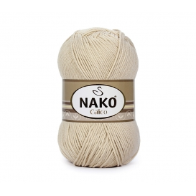 Nako Calico Amigurumi İpi 100gr KUM
