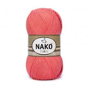 Nako Calico Amigurumi İpi 100gr MERCAN