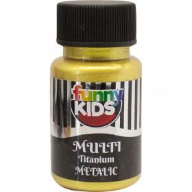 Funny Kids Multi Titanium 50cc - 2830 ALTIN