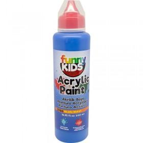 Funny Kids Akrilik Boya 500cc - 2706 MAVİ