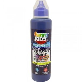Funny Kids Okul Boyası 500cc - 2918 LACİVERT