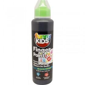 Funny Kids Parmak Boyası 500cc - 2808 SİYAH