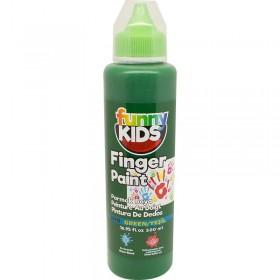 Funny Kids Parmak Boyası 500cc - 2810 YEŞİL