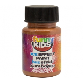 Funny Kids Buz Efekti 50cc  - 4856 BAKIR