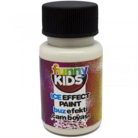 Funny Kids Buz Efekti 50cc - 4852 BEYAZ