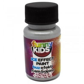 Funny Kids Buz Efekti 50cc  - 4854 GÜMÜŞ