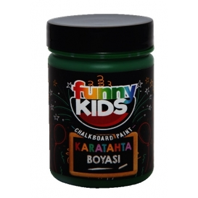 Funny Kids Karatahta Boyası YEŞİL 100cc