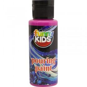Funny Kids Pouring Boya 70cc FUŞYA - 4914