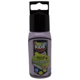 Funny Kids Yap Yapıştır 60cc  LİLA - 7512