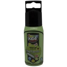 Funny Kids Yap Yapıştır 60cc  FISTIK YEŞİLİ - 7514