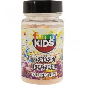 Funny Kids  Kadife Tozu 90cc  BEYAZ