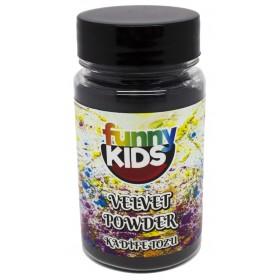 Funny Kids  Kadife Tozu 90cc  SİYAH